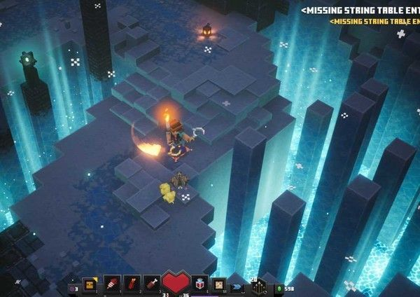 Premiera Minecraft Dungeons: Creeping Winter już we wrześniu!