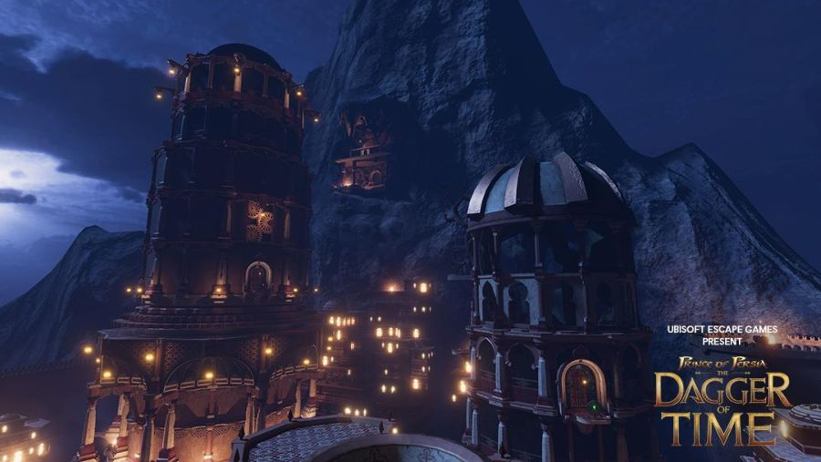 Premiera Prince of Persia The Dagger of Time przeniesie nas do VR!