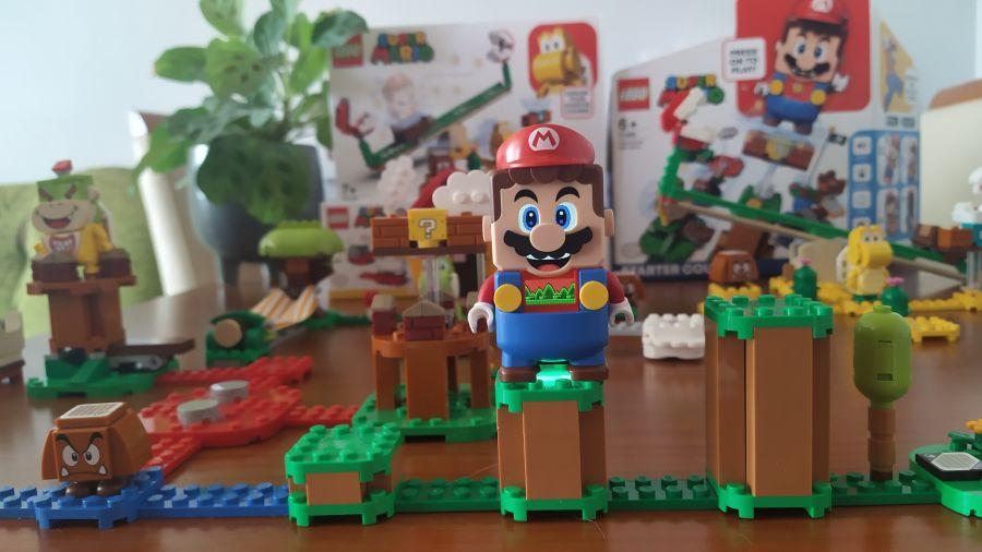 Od ilu lat można korzystać z LEGO Super Mario?