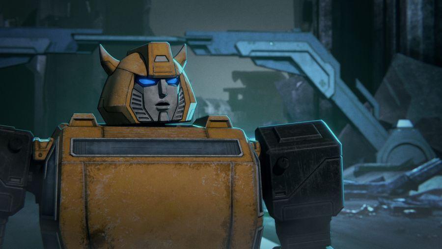 W animacji Wojna o Cybertron w Netflix oglądamy pierwszą wojnę transformersów.
