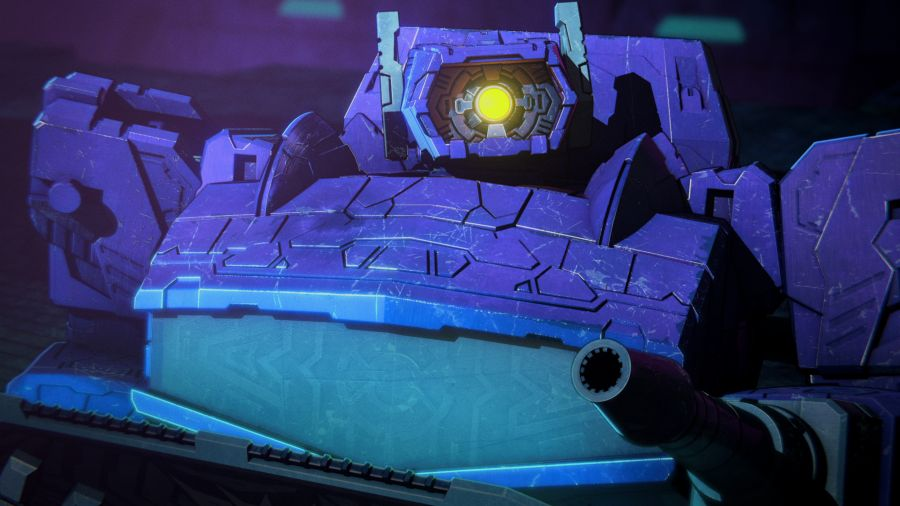 Animacja Transformers w Netflix to trylogia.