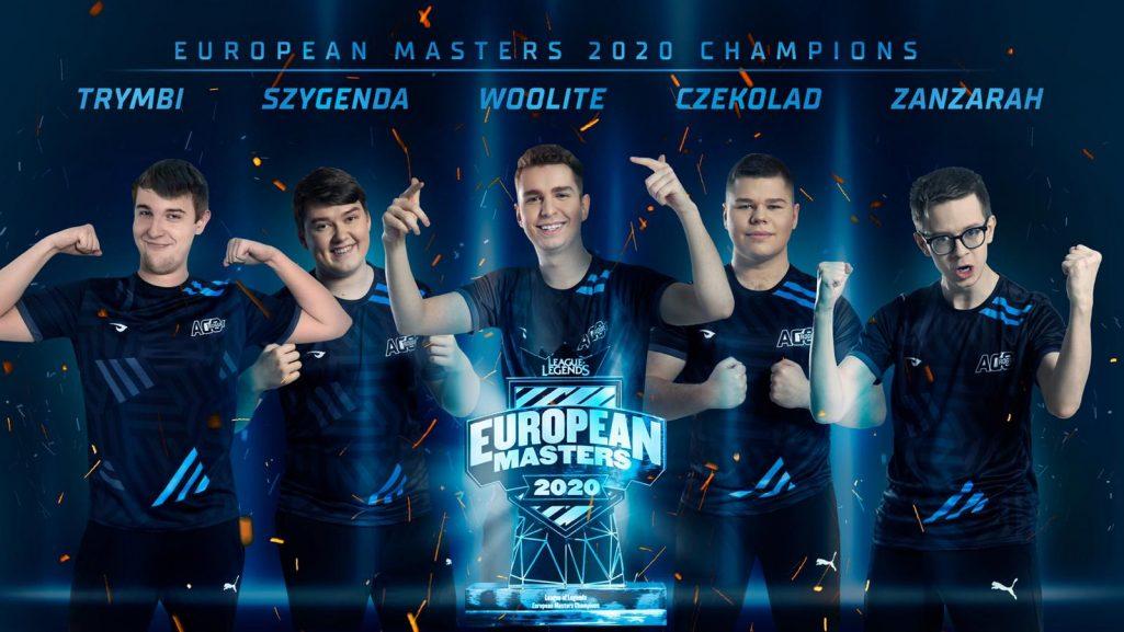Polacy Mistrzami Europy w League of Legends. Pogrom w finale