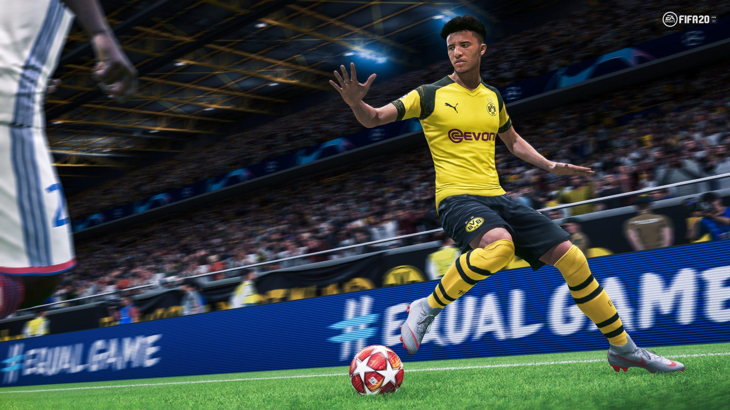 FIFA 21. Kto ma największy potencjał w grze? TOP20