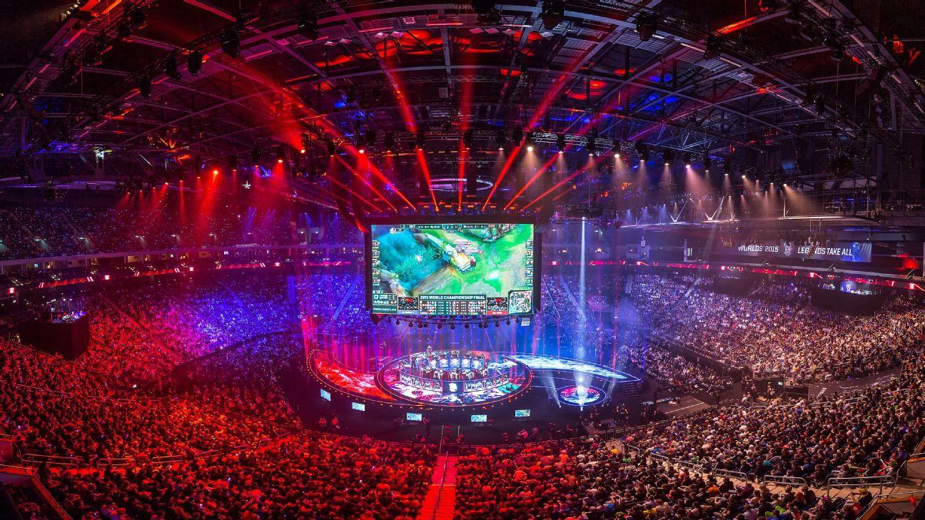 League of Legends. Poradnik widza Mistrzostw Świata