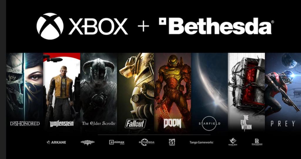 Microsoft kupił Bethesdę. Przejmuje nowe gry
