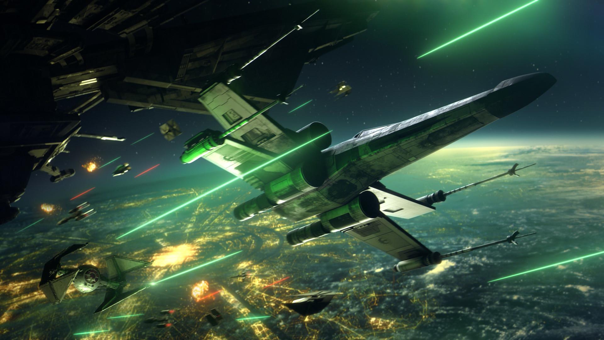 Nowa aktualizacja do Star Wars: Squadrons – 120 FPS-ów na Xbox Series X|S