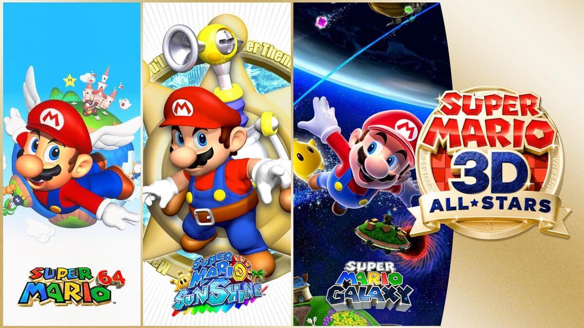 Super Mario 3D All-Stars. Premiera gry już w piątek!