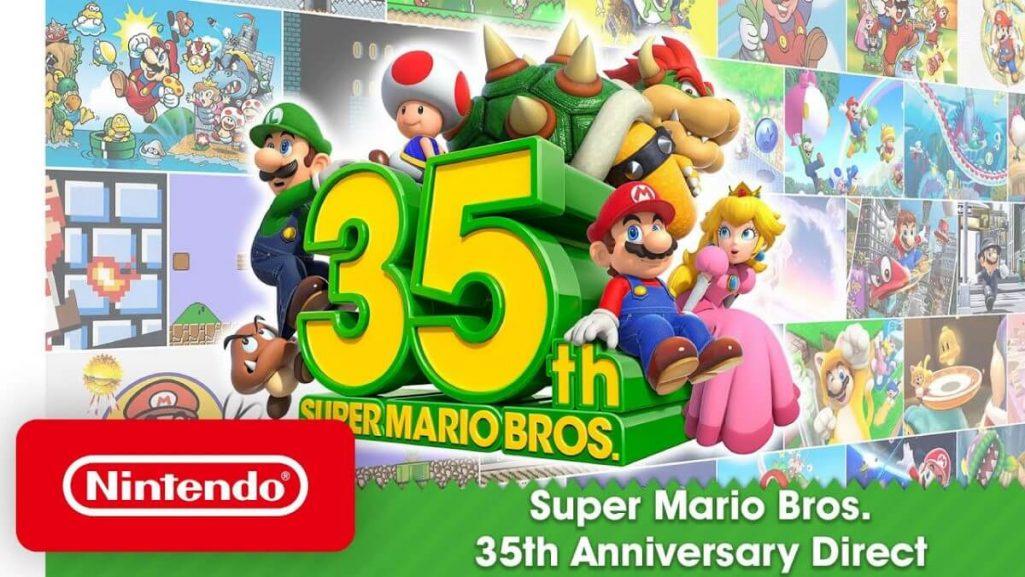 Super Mario 3D All-Stars, Super Mario 3D World + Bowser's Fury oraz Super Mario Bros. 35 oficjalnie zapowiedziane