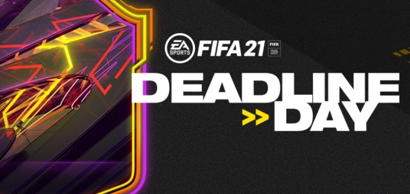 FIFA 21 Deadline Day. EA nagradza graczy bezpłatną paczką