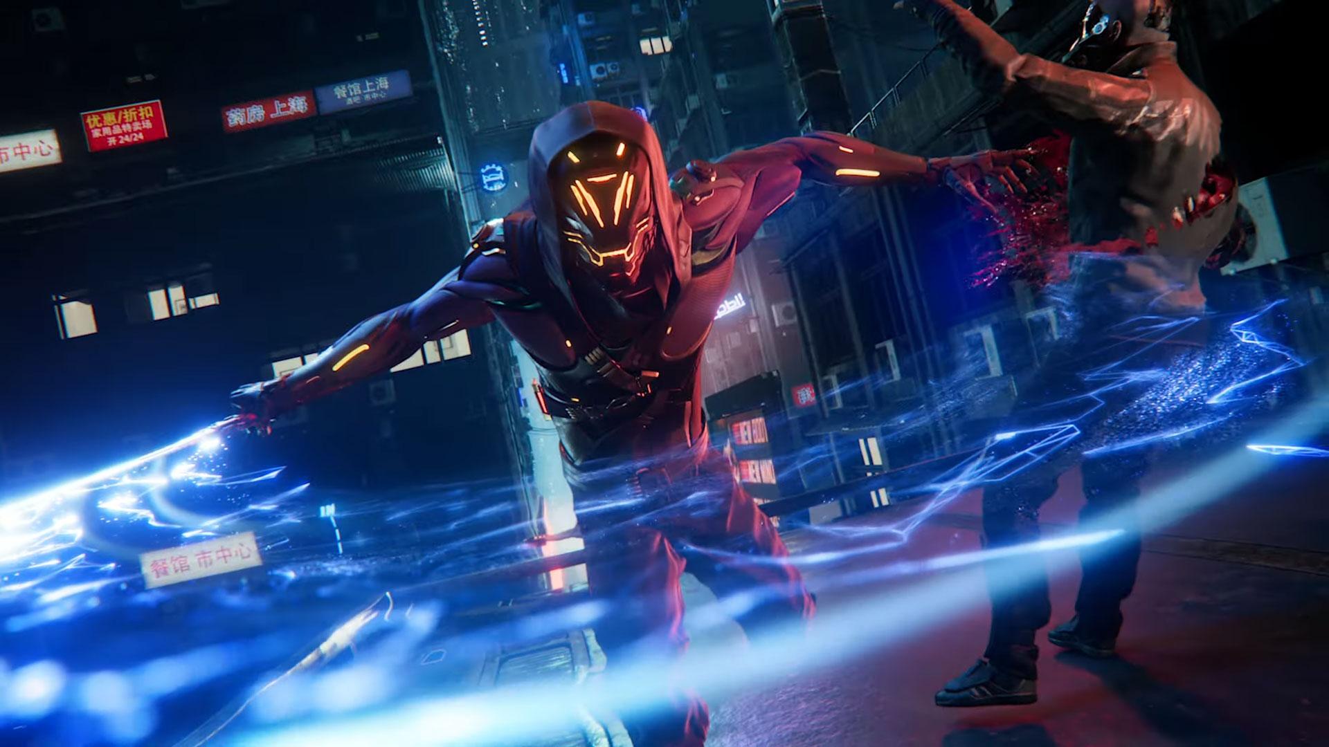 Marka Ghostrunner sprzedana. Prawa do polskiej gry w rękach 505 Games