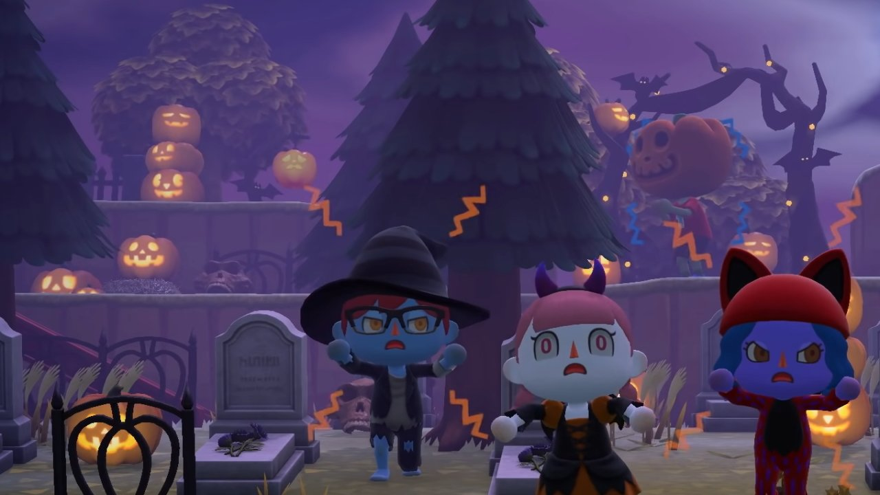 Halloweenowe wydarzenia w Animal Crossing, Rocket League czy World of Tanks