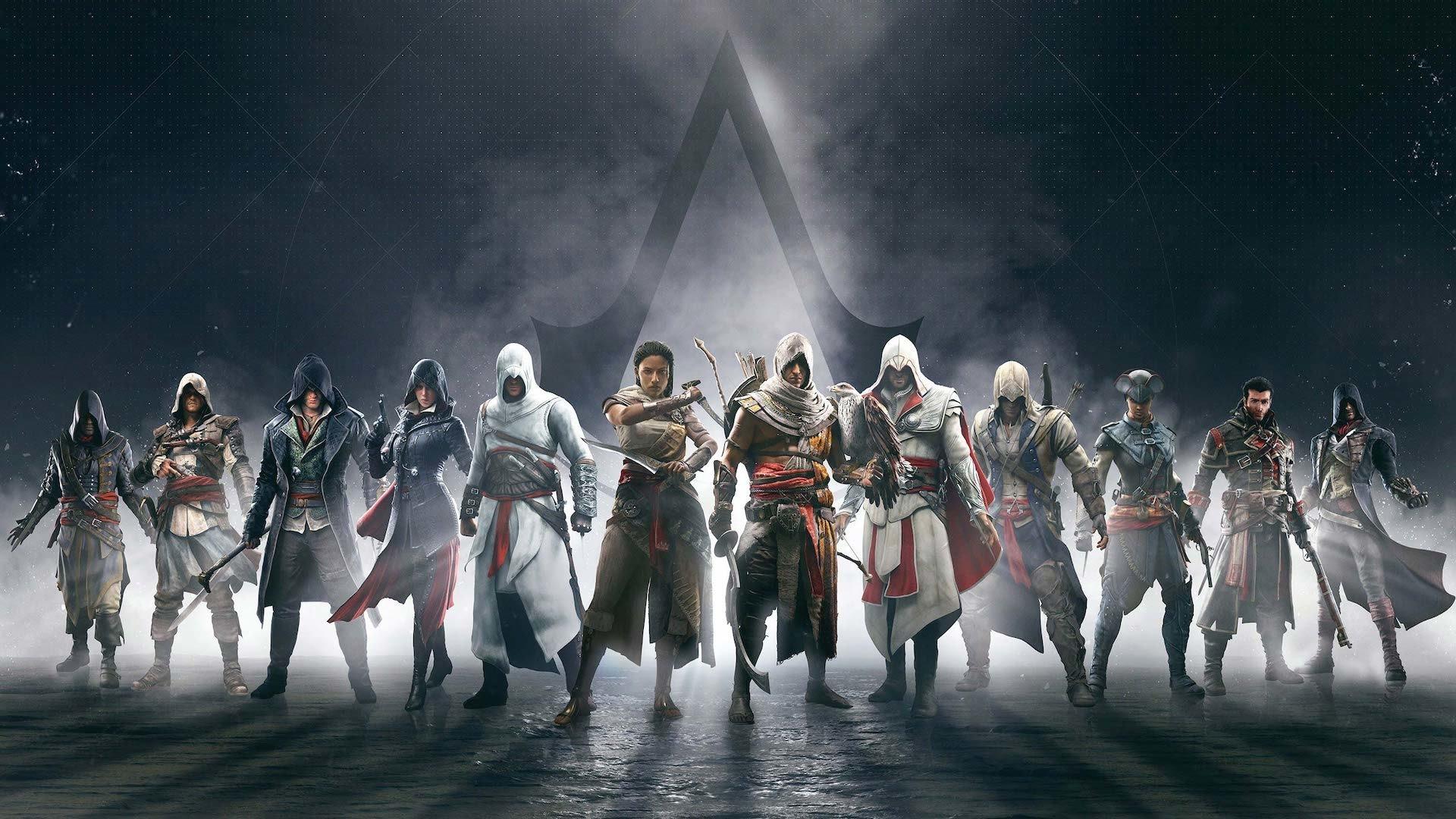 Netflix i Ubisoft łączą siły. Powstaną trzy seriale na podstawie Assassin's Creed