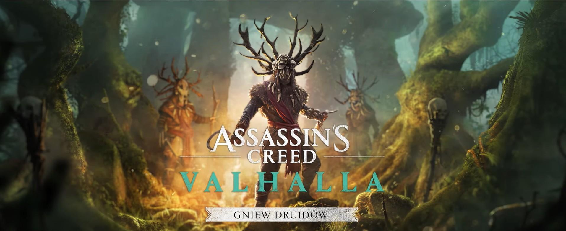 Assassin's Creed Valhalla z potężnym wsparciem po premierze
