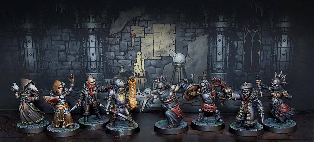 Zbiórka na planszówkę Darkest Dungeon startuje już dziś