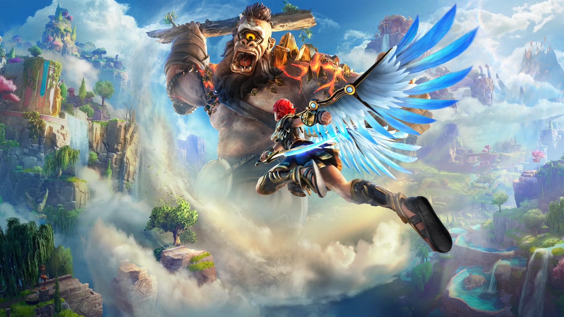 Immortals: Fenyx Rising – premiera i pierwsze oceny. Udany debiut Zeldy od Ubisoftu