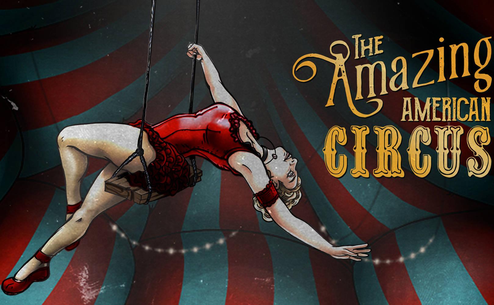 Klabater i Juggler Games zapowiadają The Amazing American Circus