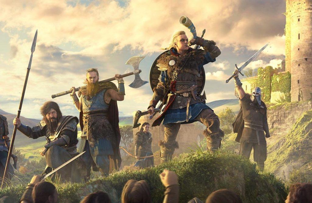 Assassin's Creed Valhalla. Liczba graczy na premierę przebiła wynik Odyssey