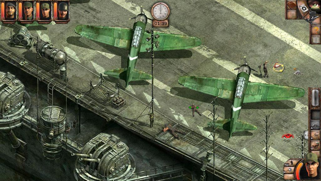 Commandos 2: HD Remaster także na Nintendo Switch. Premiera gry jeszcze w tym roku