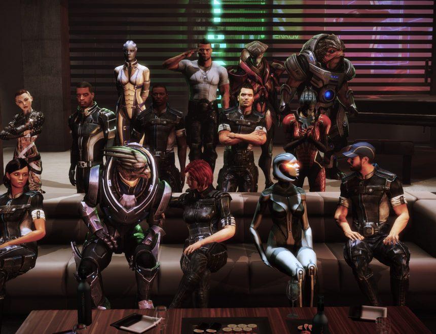 Mass Effect Edycja Legendarna. Obawy i… jeszcze więcej obaw