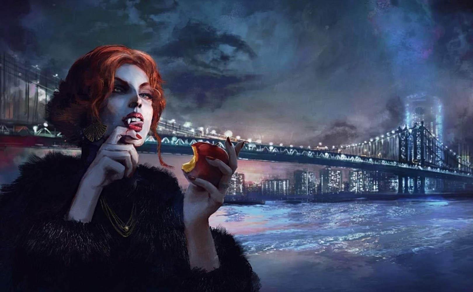 Vampire: The Masquerade – Coteries of New York [RECENZJA]