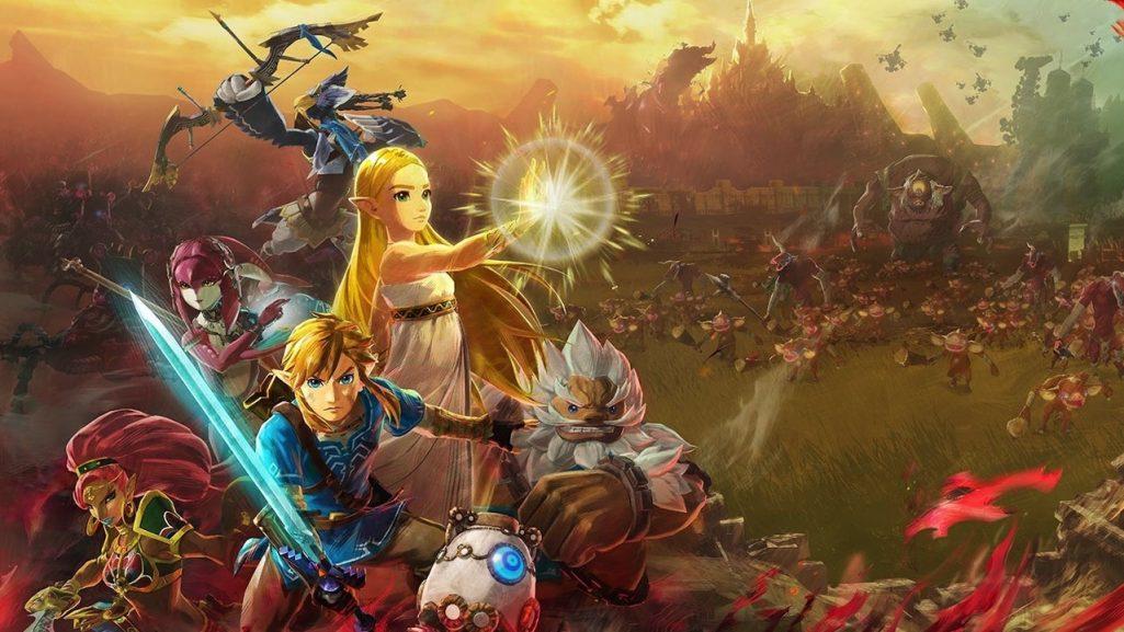 Hyrule Warriors: Age of Calamity z rekordem sprzedaży