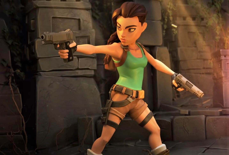 Tomb Raider Reloaded. Lara Croft odwiedzi grobowce również na mobilkach