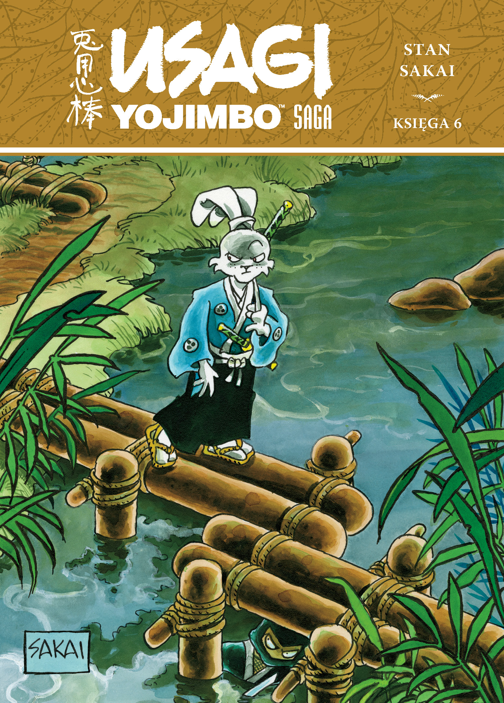 Przygody Usagiego Yojimbo i inne komiksowe nowości od Egmontu na grudzień 2020