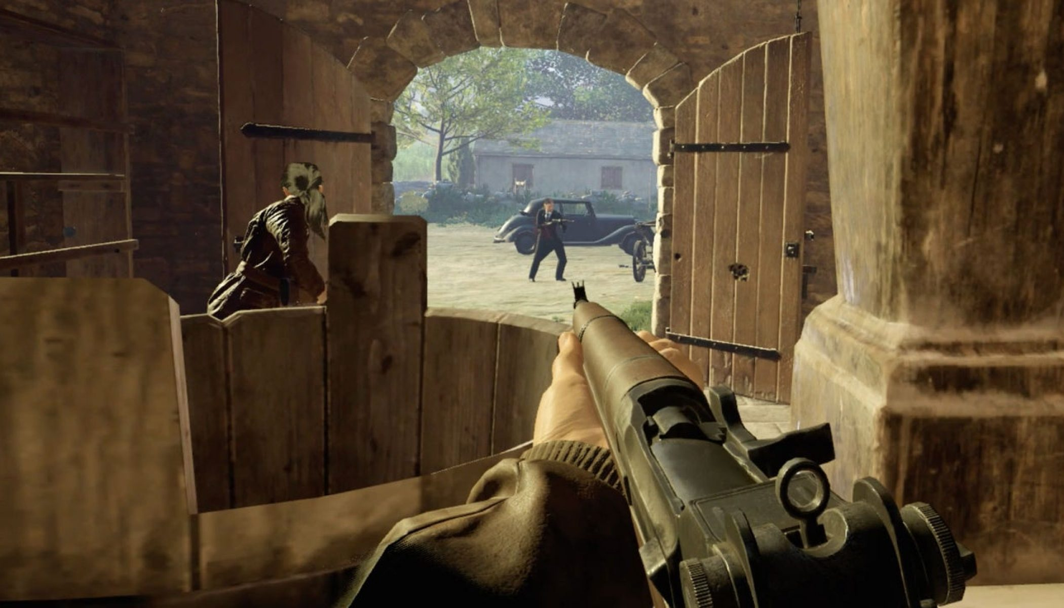 Medal of Honor: Above and Beyond. Nowy zwiastun kultowego FPS-a tworzonego na VR