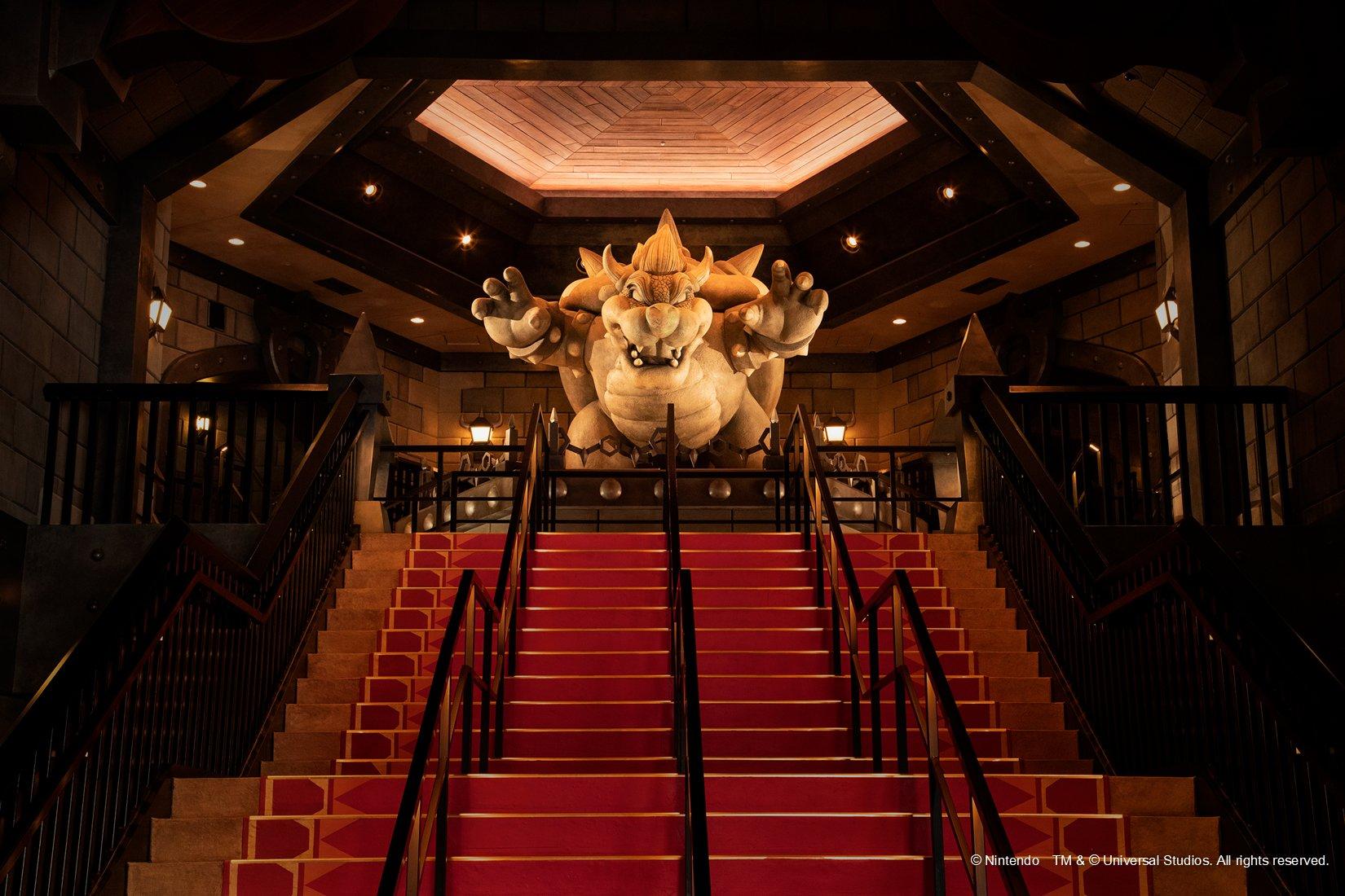 Super Nintendo World to Disneyland dla fanów Maria. Otwarcie w lutym 2021 roku