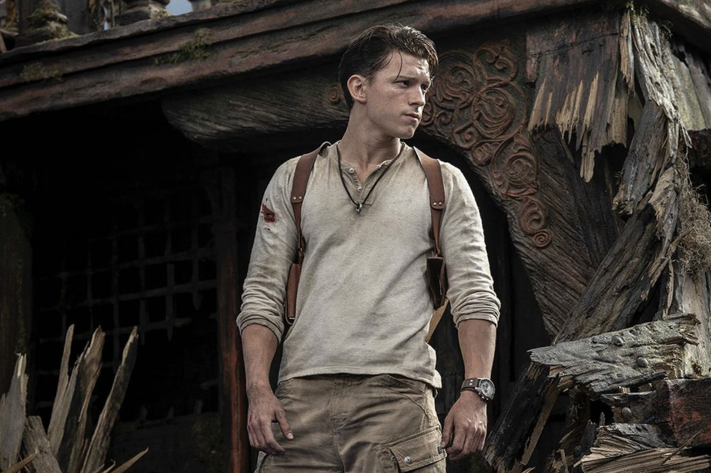 "Tom Holland o roli w Uncharted. ""To był błąd"""