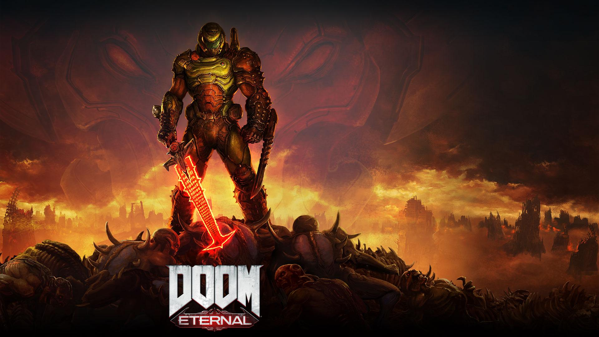 Doom Eternal. Poznaliśmy przychód wygenerowany od czasu premiery