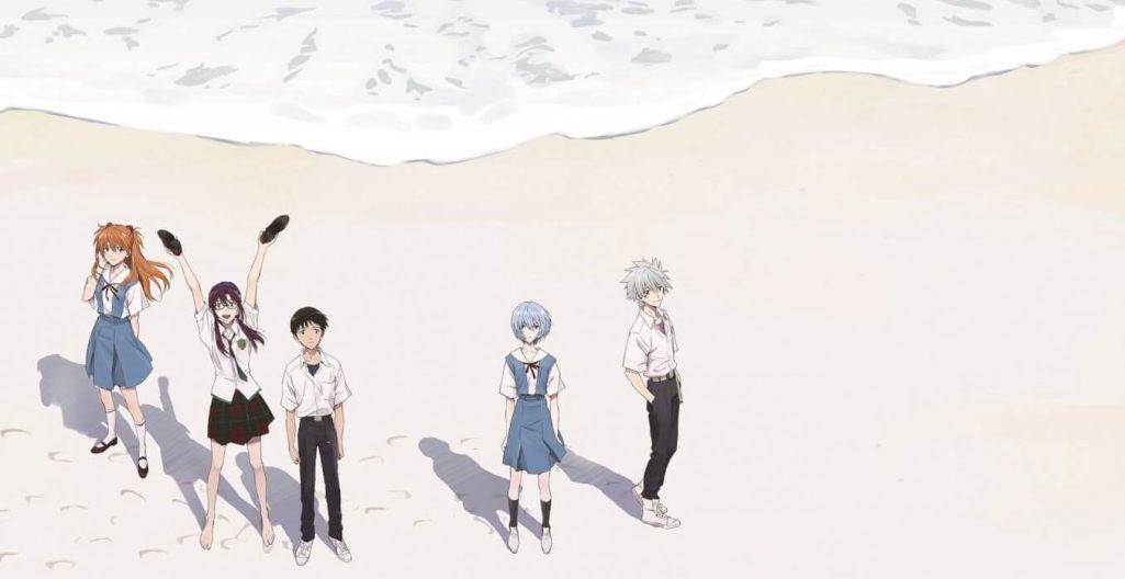 Evangelion: Thrice Upon a Time debiutuje dziś w japońskich kinach. Zobacz pierwsze 12 minut