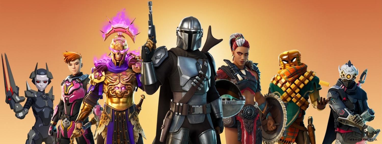 Nowy sezon w Fortnite – Baby Yoda, Kratos, i Travis Scott z 20 milionami dolarów za koncert w grze