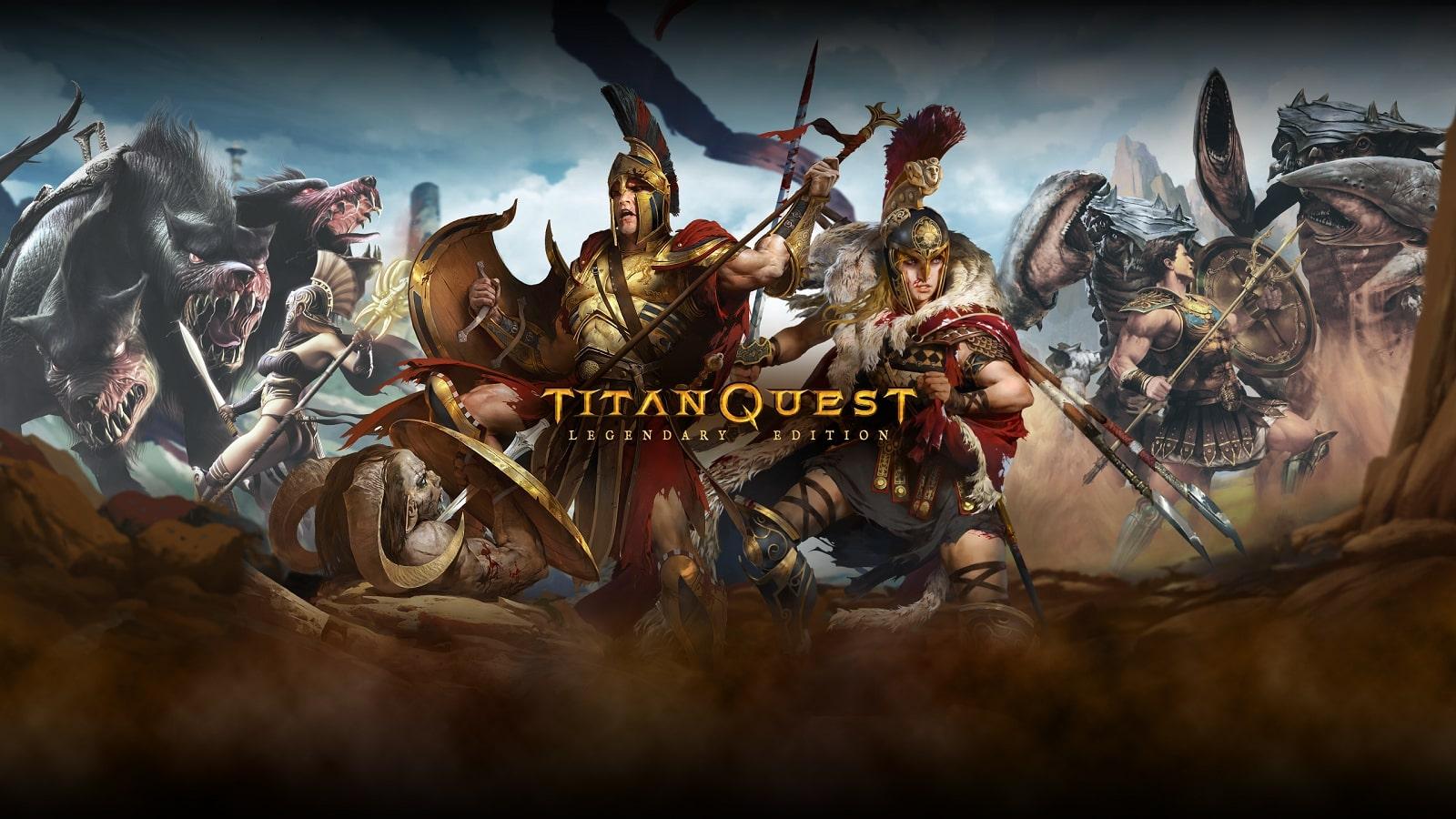 Titan Quest: Legendary Edition już wkrótce na urządzeniach mobilnych