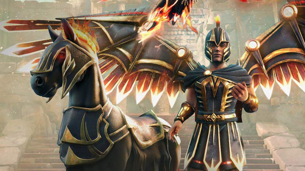 Ubisoft i Netflix łączą siły. Powstał cross-over Immortals Fenyx Rising i Krwi Zeusa