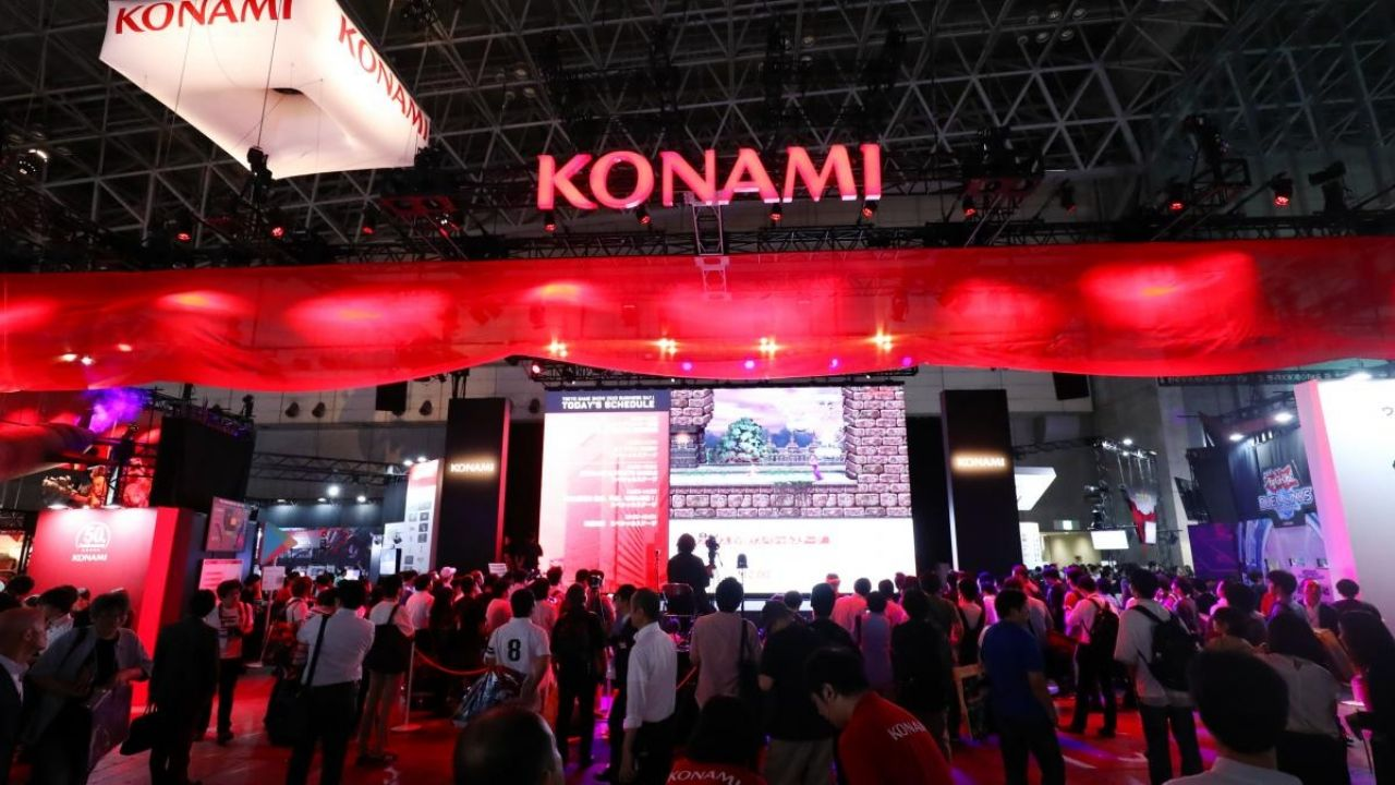 Konami nie rezygnuje z tworzenia gier. Spółka studzi nastroje po publikacji komunikatu