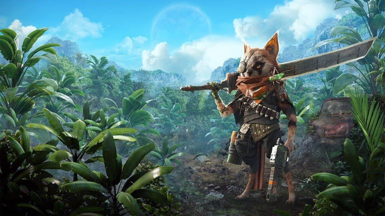 Biomutant od dnia premiery w abonamencie EA Play Pro. Oferta tylko na PC