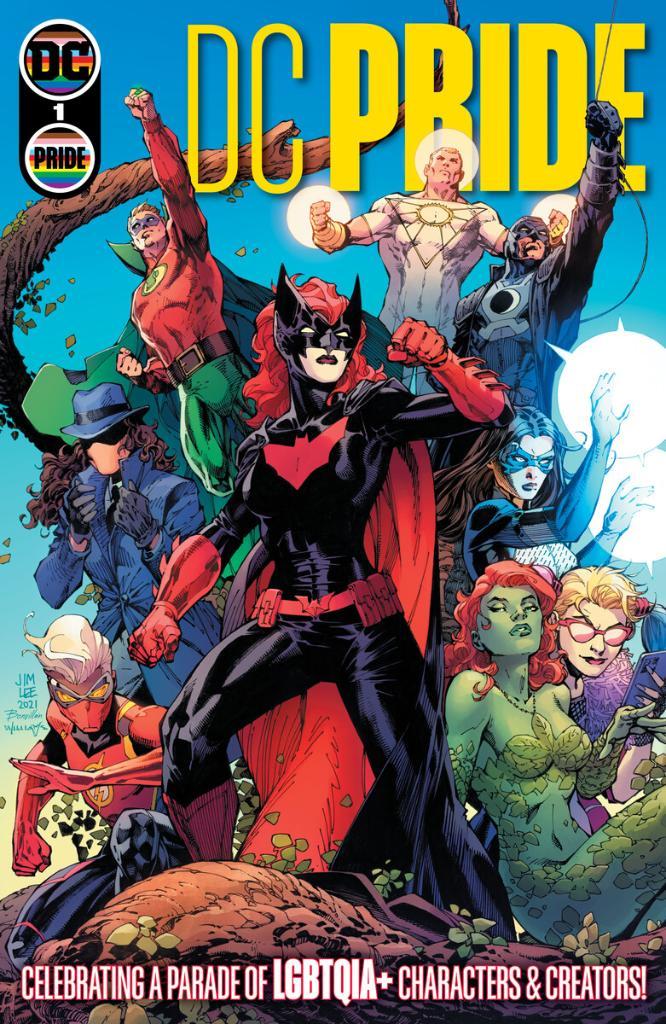 Bohaterowie LGBT+ w komiksach DC. Wyjątkowa antologia z okazji Miesiąca Dumy