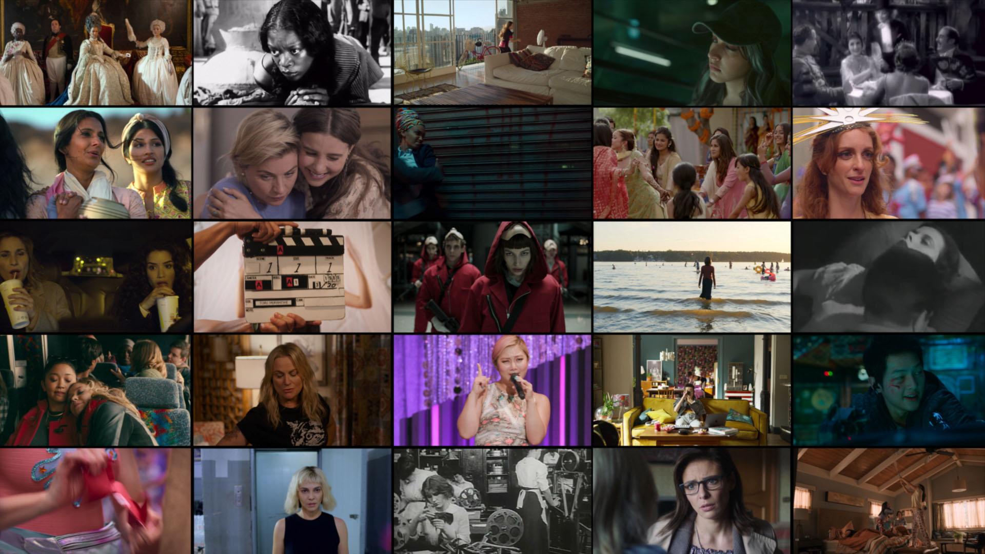Netflix świętuje Dzień Kobiet. Nowa kategoria filmów i miliony dolarów na wsparcie dla twórczyń