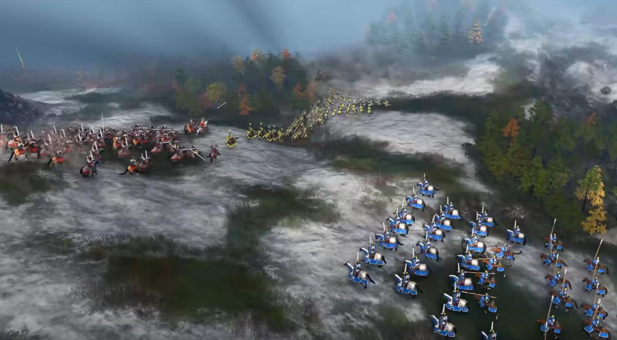 Age of Empires IV. Świeży materiał z rozgrywki