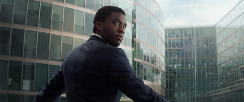 Netflix pokazał zwiastun dokumentu o Chadwicku Bosemanie, odtwórcy Czarnej Pantery