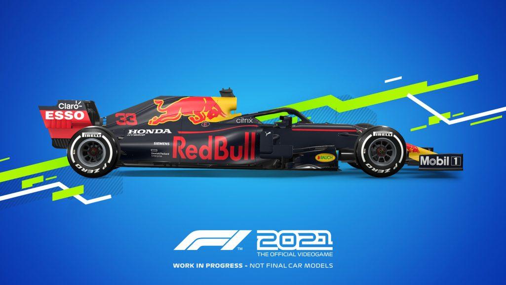 F1 2021 ze zwiastunem. Znamy datę premiery gry i wymagania sprzętowe
