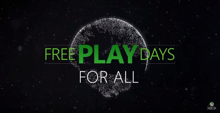 Free Play Days. Microsoft ujawnił dwie darmowe gry