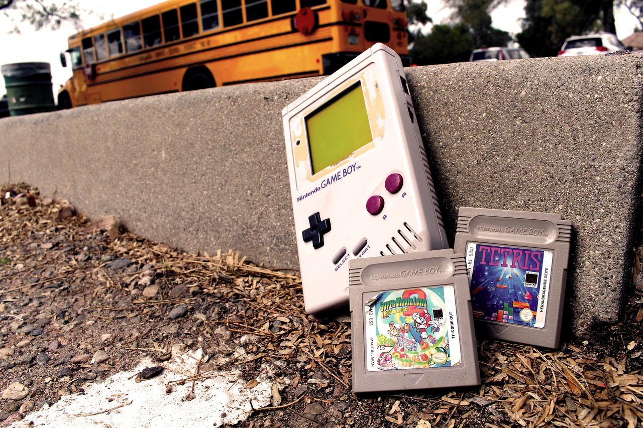 Game Boy. Konsola Nintendo obchodzi 32 urodziny