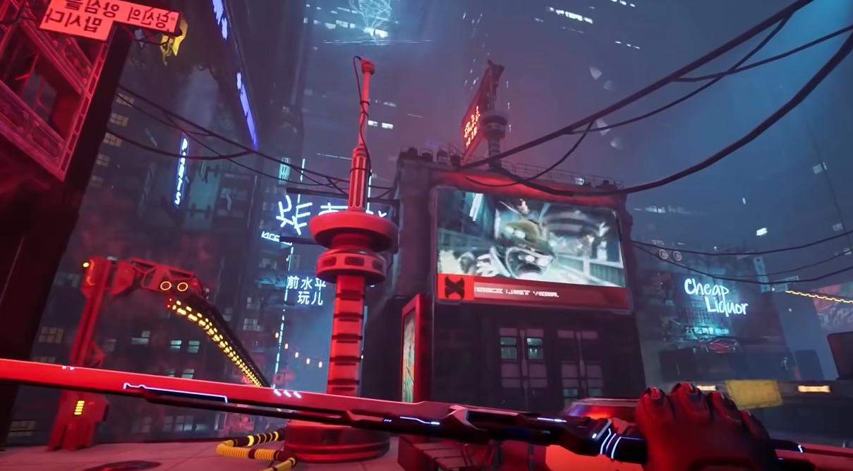 Nowe tryby rozgrywki i DLC do Ghostrunnera