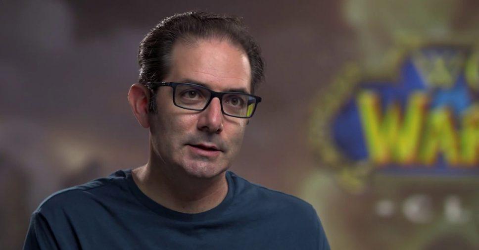 Rewolucja w Blizzardzie. Jeff Kaplan odchodzi ze studia