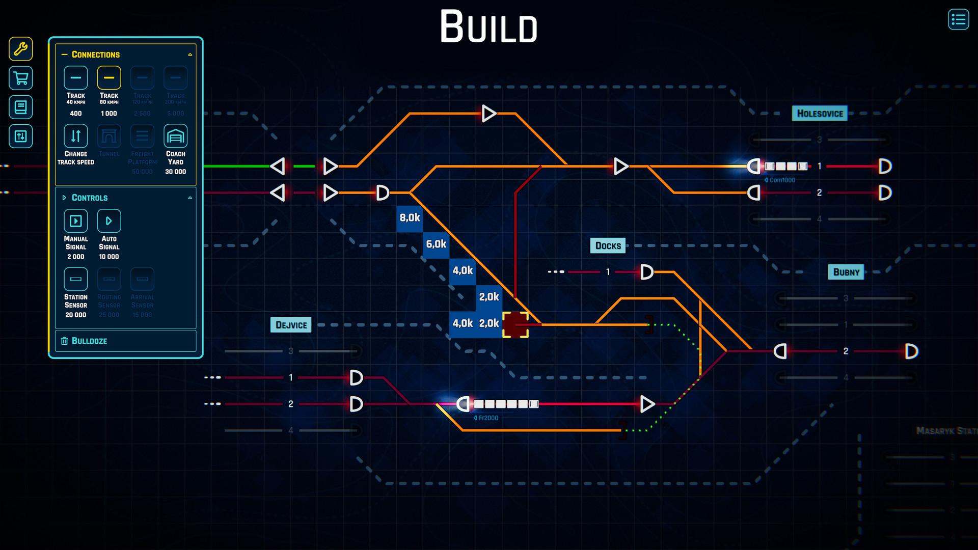 Rail Route. Gra pojawi się we wczesnym dostępie już wkrótce