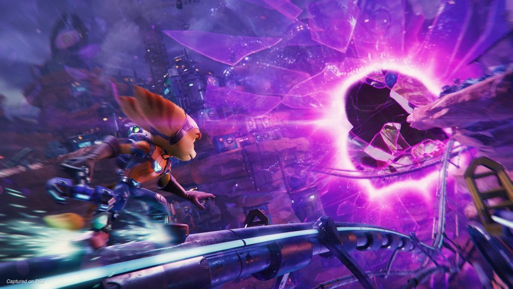 Ratchet & Clank: Rift Apart ze złotym statusem