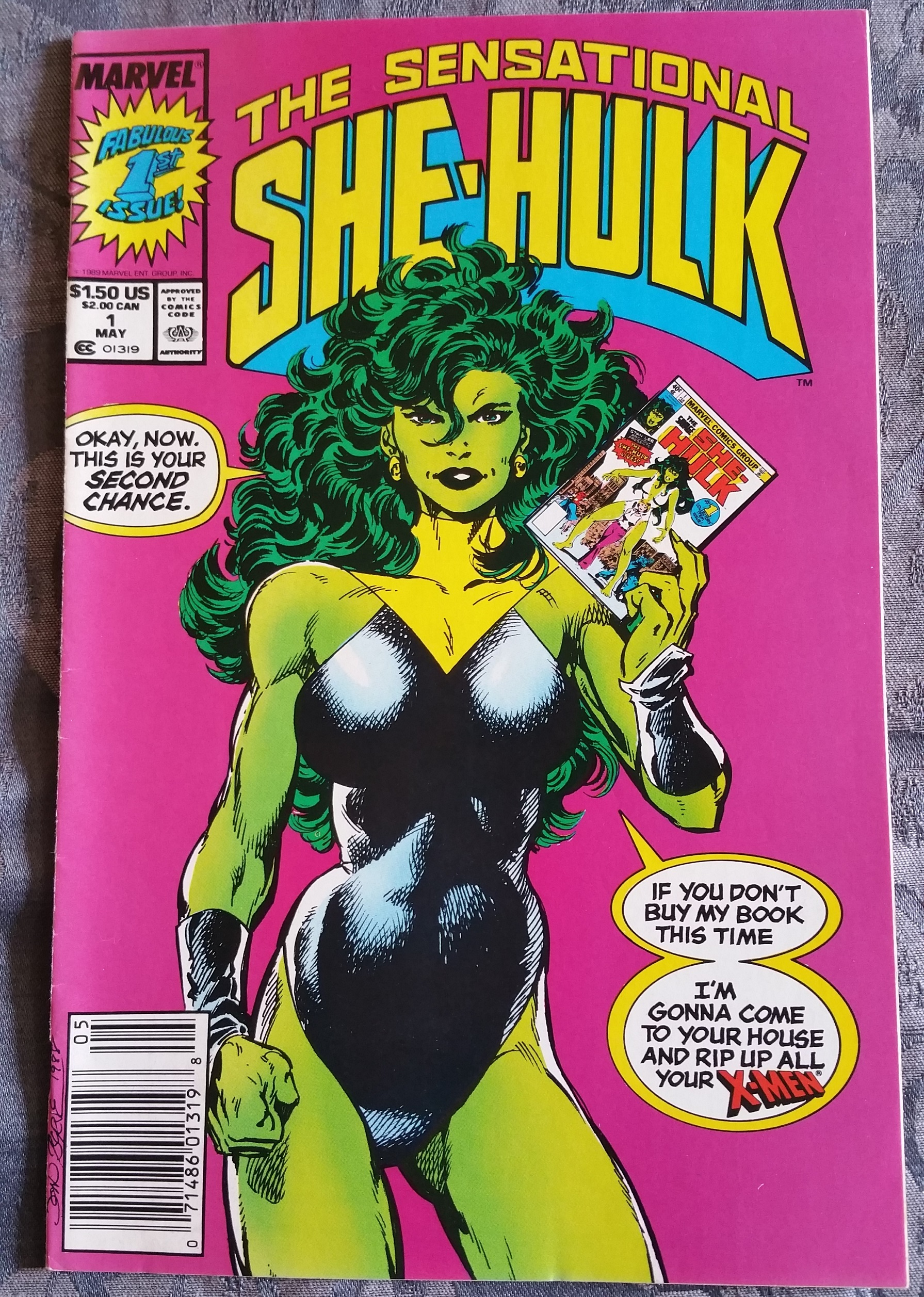 She-Hulk. Nowe nazwisko w obsadzie serialu