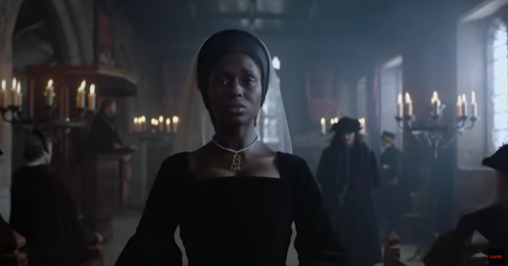 Anne Boleyn. Zwiastun serialu wzbudził kontrowersje wśród części internautów